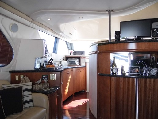 1999 Carver Voyager 450 - Pilothouse Photo 23 of 34