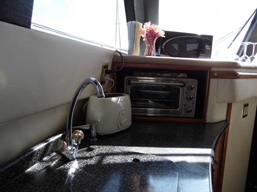 1999 Carver Voyager 450 - Pilothouse Photo 26 of 34