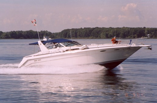 1991 Sea Ray Owners manual
