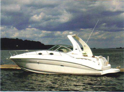 2003 Sea Ray 320 Sundancer   1 of 7