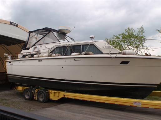 Trojan F36 Tricabin 1974 Used Boat For Sale In Mountain