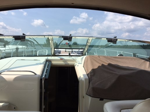 1996 Sea Ray boat for sale, model of the boat is 400 Express & Image # 14 of 26