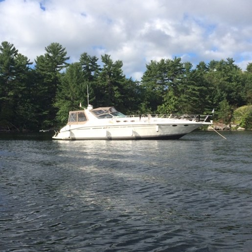 1996 Sea Ray boat for sale, model of the boat is 400 Express & Image # 1 of 26