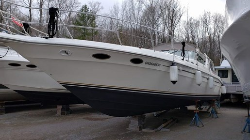 1996 Sea Ray 400 Express For Sale