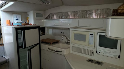 1996 Sea Ray boat for sale, model of the boat is 400 Express & Image # 15 of 22