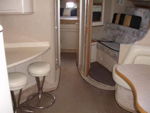 1996 Sea Ray boat for sale, model of the boat is 400 Express & Image # 15 of 26