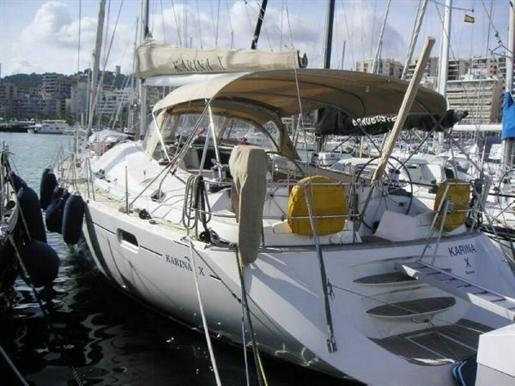 For Sale: 2003 Jeanneau Sun Odyssey 54 Ds 54ft<br/>North South Nautical Group Inc.
