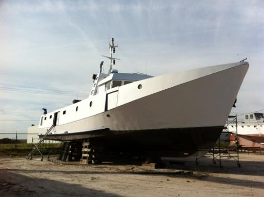 Great lakes commercial fishing vessel work boat great for Commercial fishing boats for sale by owner