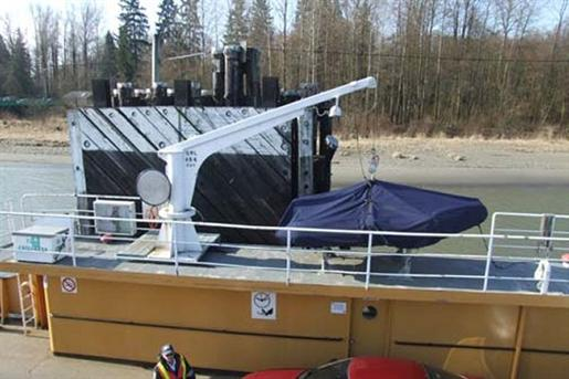 1972 Double Ended Ferry Twin Screw Double Ended Ferry Photo 6 of 16