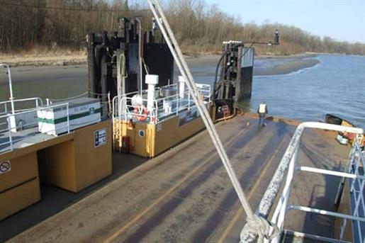 1972 Double Ended Ferry Twin Screw Double Ended Ferry Photo 7 of 16