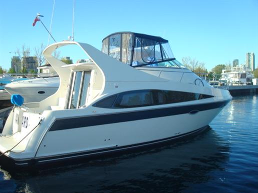 Ontario Quality Motors >> Carver 36 Mariner 2008 Used Boat for Sale in Toronto, Ontario
