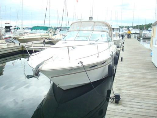 1999 Sea Ray boat for sale, model of the boat is 290 Sundancer & Image # 2 of 16