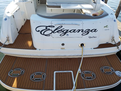 2000 Sea Ray boat for sale, model of the boat is 410 Sundancer & Image # 4 of 20