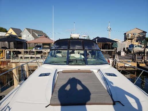 2000 Sea Ray boat for sale, model of the boat is 410 Sundancer & Image # 3 of 20