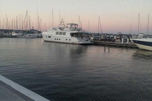 2013 Custom Boat Mfg Dovercraft Trawler Photo 2 of 15