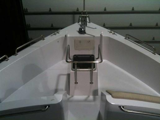 2013 Custom Boat Mfg Dovercraft Trawler Photo 5 of 15