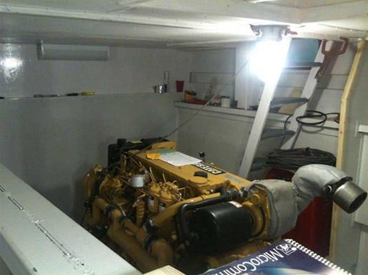 2013 Custom Boat Mfg Dovercraft Trawler Photo 15 of 15