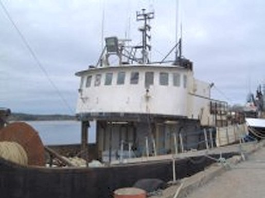Custom built steel fishing dragger 1964 used boat for sale for Commercial fishing boats for sale by owner