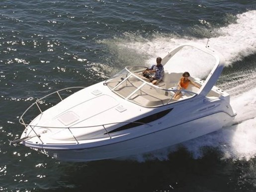 2002 Bayliner Ciera 2855 Photo 2 of 17