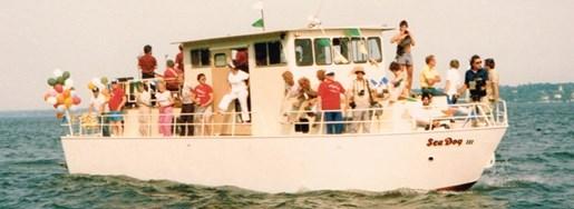1980 Custom Built Steel River Boat/Charter Yacht Photo 12 of 13