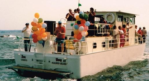 1980 Custom Built Steel River Boat/Charter Yacht Photo 13 of 13