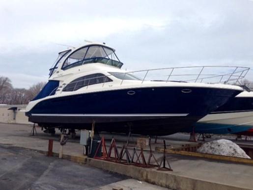 Sea Ray 52 Sedan Bridge 2011 Used Boat for Sale in Port ...