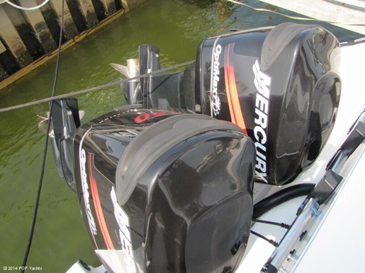 2007 Angler 260 Center Console Photo 13 of 20