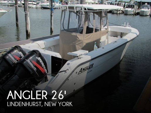 2007 Angler 260 Center Console Photo 1 of 20