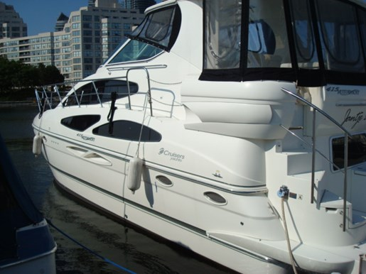 2006 Cruisers Yachts 415 Express My For Sale