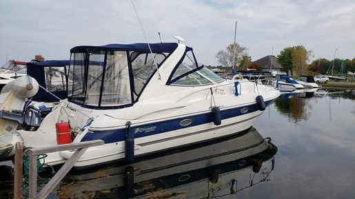 2005 Cruisers Yachts boat for sale, model of the boat is 340 Express & Image # 1 of 20