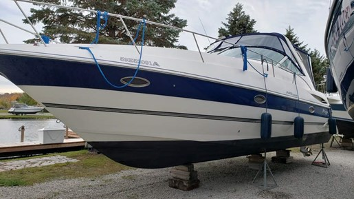 2005 Cruisers Yachts boat for sale, model of the boat is 340 Express & Image # 3 of 20