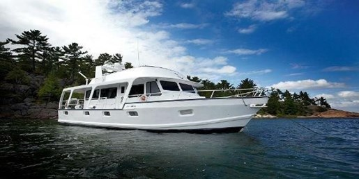 For Sale: 1997 Lotus 52 Steel Trawler 52ft<br/>North South Nautical Group Inc.