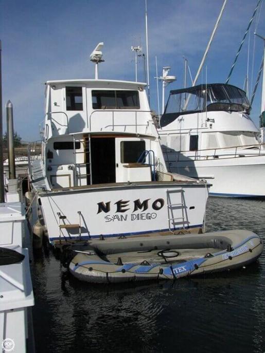 Luhrs 1972 used boat for sale in coronado california for Used fishing boats for sale in california
