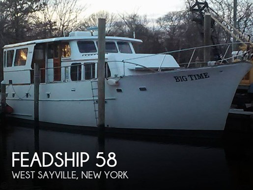 1957 Feadship 58 Photo 1 of 20