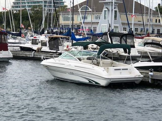 1999 Sea Ray 215 Express Cruiser For Sale