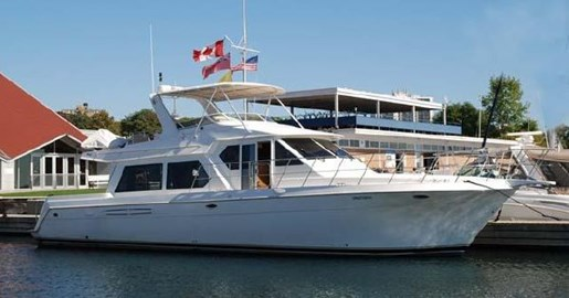 For Sale: 2004 Navigator 5700 Rival 57ft<br/>North South Nautical Group Inc.