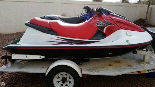 Yamaha 2002 used boat for sale in las vegas nevada for Yamaha of las vegas