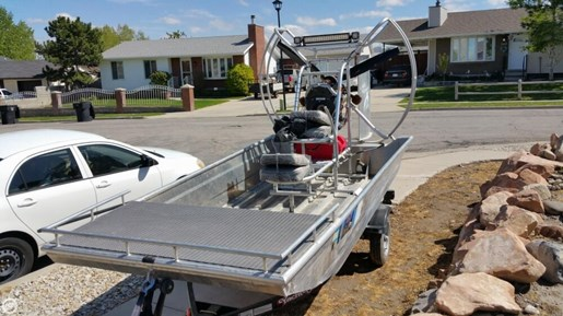 Dragonfly Mini Airboats