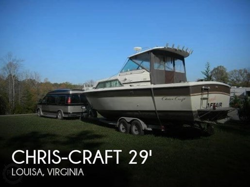 1981 Chris-Craft Photo 1 of 20