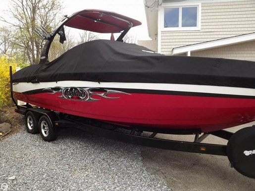 2005 Malibu 25 Sunscape LSV w/ Wakesetter Package Photo 5 of 20