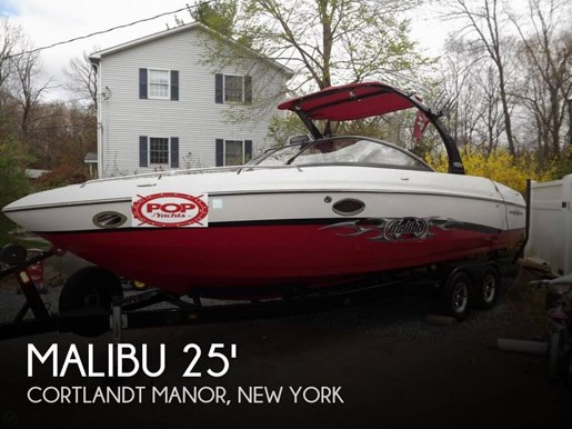 2005 Malibu 25 Sunscape LSV w/ Wakesetter Package Photo 1 of 20