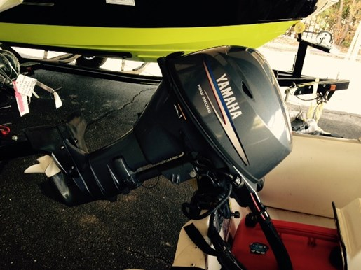 Avon 340 2007 used boat for sale in madison wisconsin for Used outboard motors for sale wisconsin