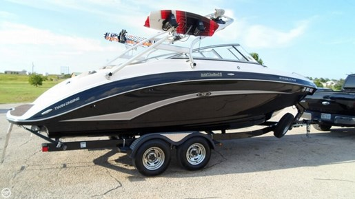 Yamaha 2012 used boat for sale in alvarado texas for Yamaha boat dealers in texas