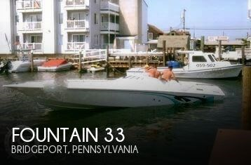 1986 Fountain 33 (10M) Executioner Photo 1 of 20