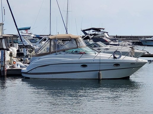 2000 Maxum boat for sale, model of the boat is 2700 SCR & Image # 1 of 10