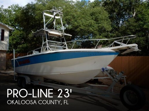 Pro line 1991 used boat for sale in fort walton beach florida for Beach city motors fort walton beach fl