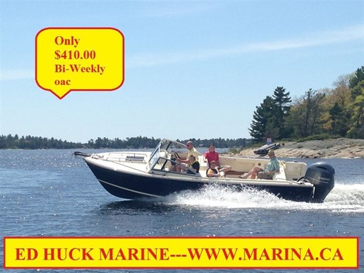 For Sale: 2017 Rossiter 23 Classic Day Boat 23ft<br/>Ed Huck Marine Limited