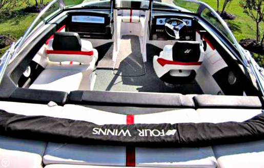 Four winns 2014 used boat for sale in houston texas for Outboard motors for sale houston