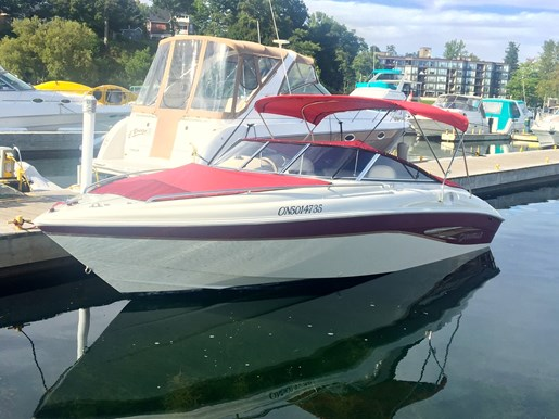 Caravelle 240 2000 Used Boat For Sale In Gananoque