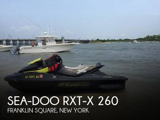 2013 Sea-Doo RXT-X 260 Photo 1 of 20
